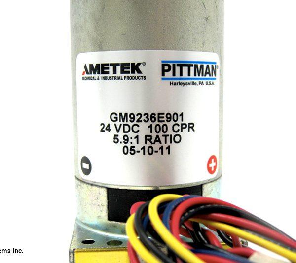 Pittman GM9236E901 Servo Gear Motor