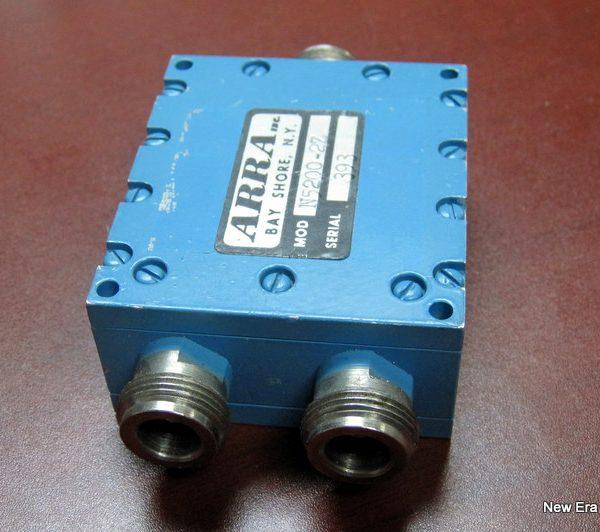 Arra N5200-2Z C-band Splitter