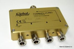 Global Professional 4 Way Passive L-Band Splitter