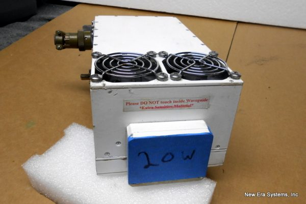 Actox 20 Watt C-Band BUC Model ABD20DCF