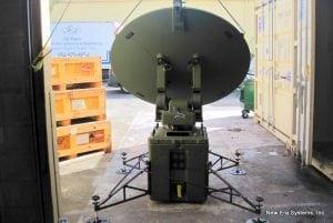 AVL 1.6M KU-Band Fly Away