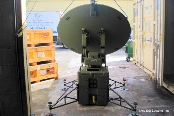 AVL-1.6m-KU-Band 2020 Transportable