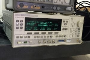 Agilent-8360B-Frequency-generator
