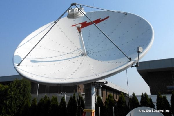 4.6M Earth Station Antenna