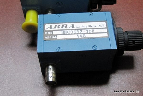 Arra Variable attenuator