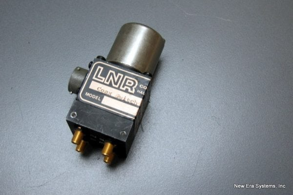 LNR 4 Port Coax Switch
