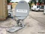 AVL Quick Deploy KU-Band Antenna