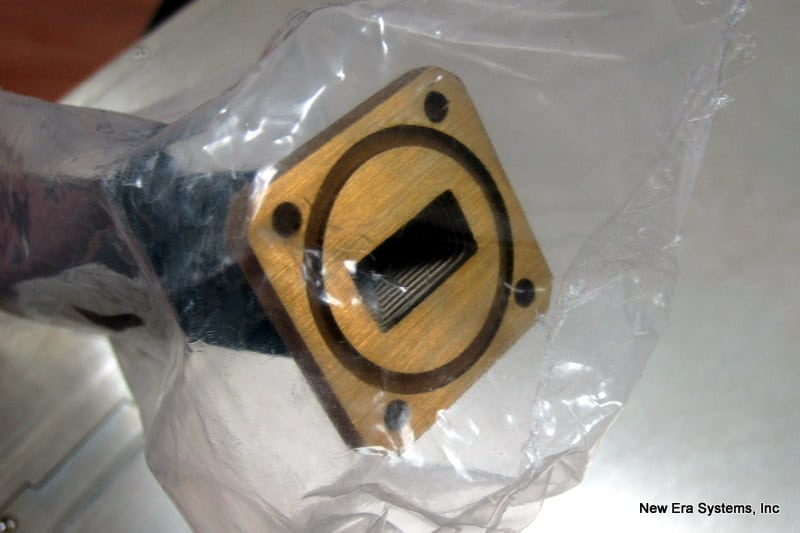 New WR75 Flexible Waveguide 300mm Length Twistable Cover//Cover-Groove