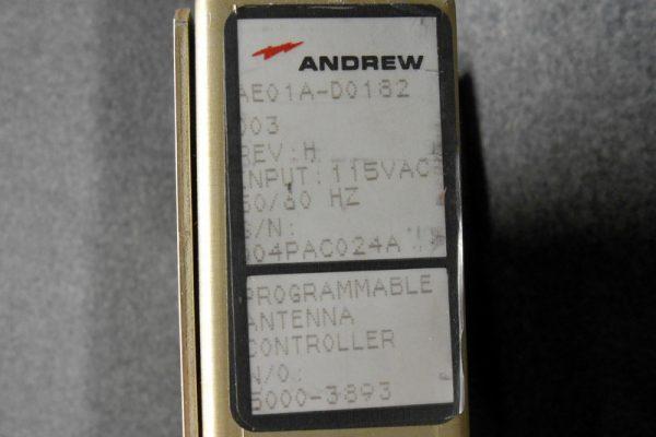 ANDREW ASC APC 100 ANTENNA CONTROLLER