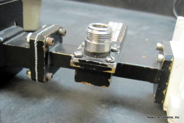 Specialty Microwave KU-Band Crossguide Coupler