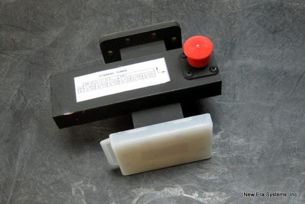 Lieder-C-Band Cross-Guide-Coupler
