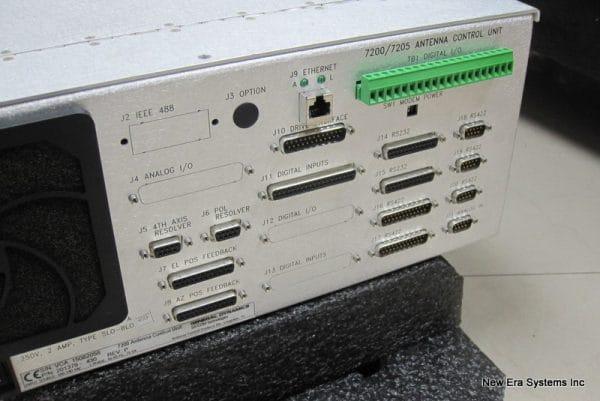 Vertex 7200 Antenna Controller