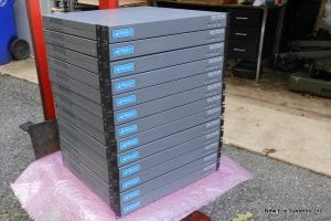 idirect iNfiniti 7350 router