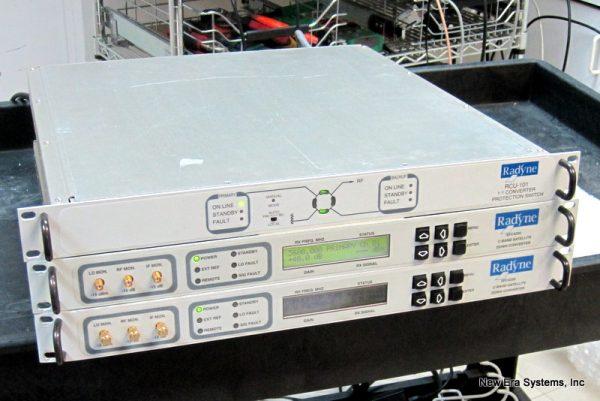Radyne RCU-101 Redundancy Switch