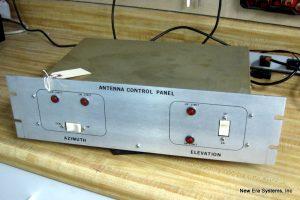 Dual Axis Antenna Controller