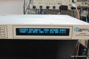 Comtech CDM-600 Satellite Modem