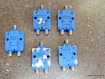 BNC 2 to 1 microwave combiner