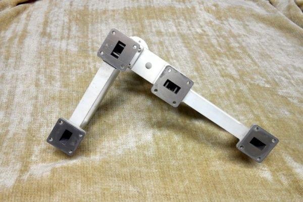 KU-Band Used 4 Port TX/RX Feed