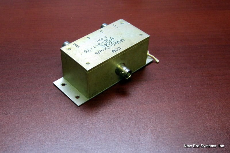 Mini-Circuits ZFC-6-1-75 IF Splitter