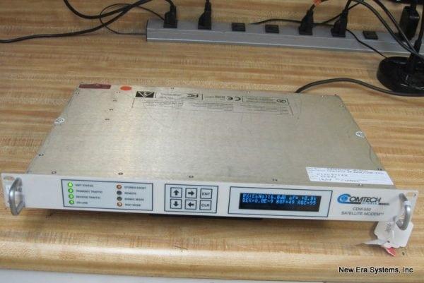 CDM-550 Satellite Modem