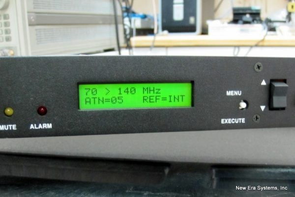 Cross 2083-714A Frequency Translator