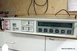 EFData SDC400A C-Band Down Converter