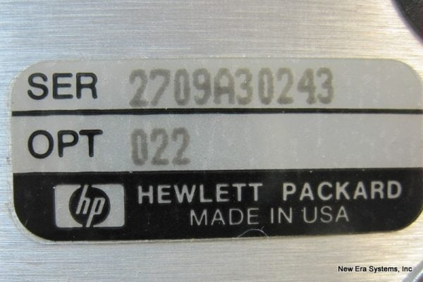 HP 436A Power Meter