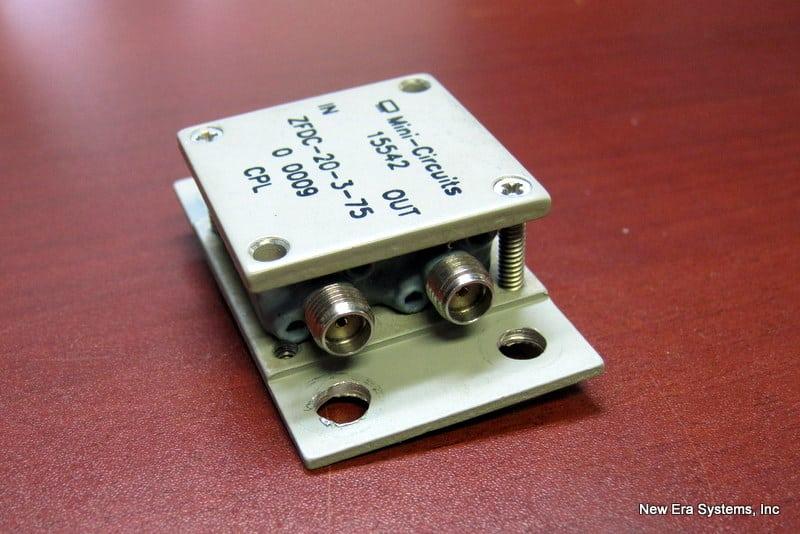 Mini-Circuits ZFDC-20-3-75 SMA Combiner
