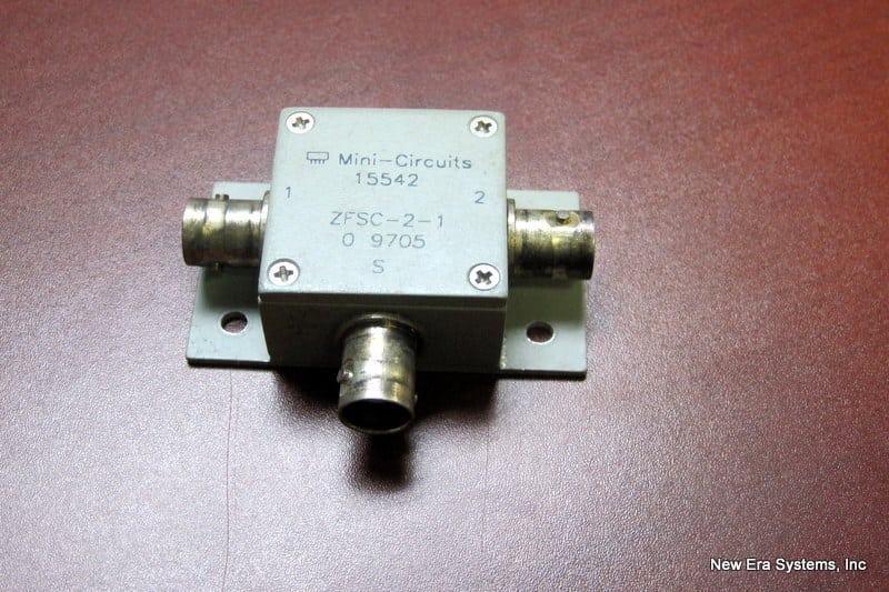 Mini-Circuits ZFSC-2-1 IF Splitter/Combiner