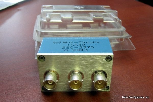 Mini-Circuits ZSC-2375 Two Port BNC Splitter