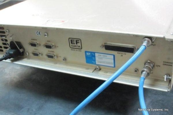 Comtech EFData SDM-6000 Satellite Modem