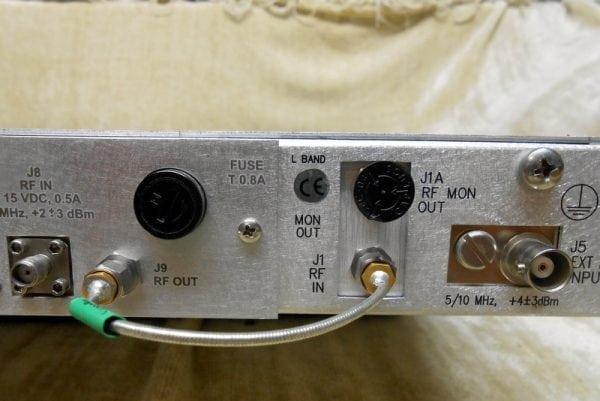 MITEQ D-99-9502150-1K L-70 DOWN CONVERTER