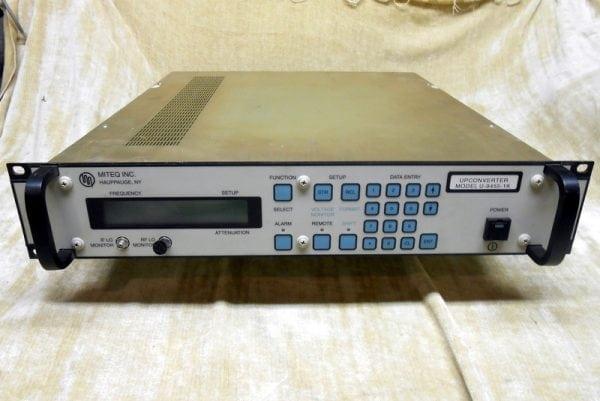 MITEQ U-94-55-1K 70 MHZ TO KU RECEIVE