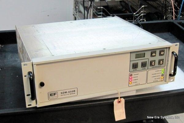 EFData SDM-650B Satellite Modem
