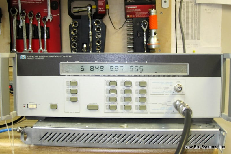 Hp 5350b Frequency Counter