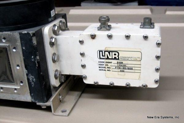 LNR 1:1 C-Band LNA Plate