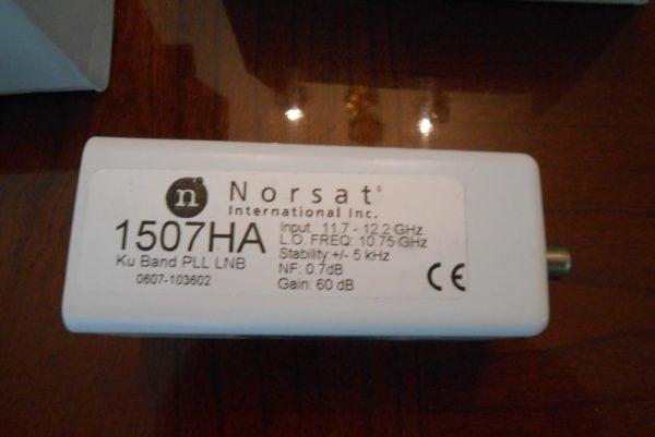 Norsat 1507HA KU-Band LNB