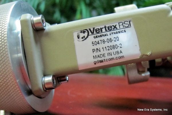 Vertex KU-Band QD Feed