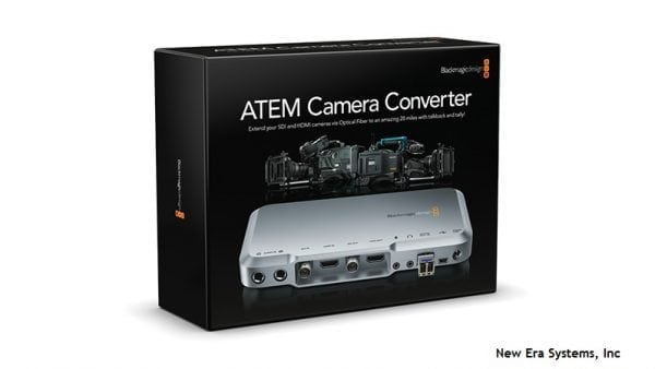 Blackmagic ATEM Camera Converter
