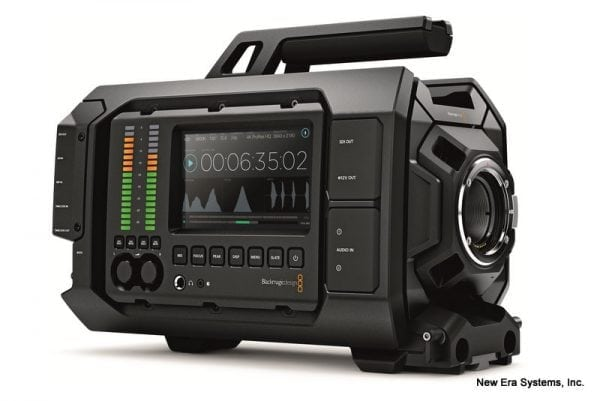 Blackmagic URSA Cinema Camera - EF