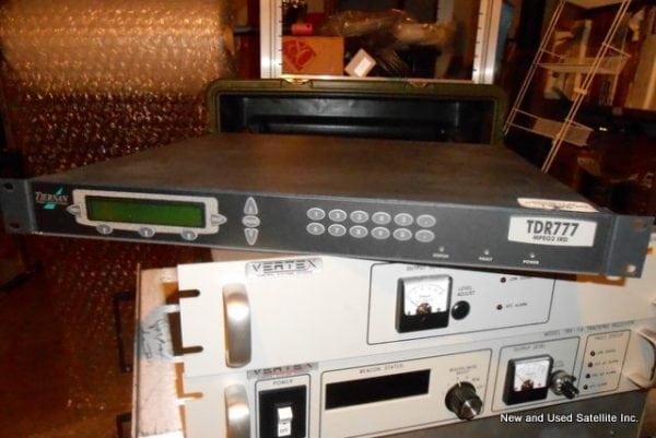 Tiernan TDR777 DVB IRD