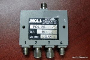MCLI PS4-26 4 Port KU-Band Splitter