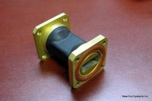 WR62 Twist Flex Waveguide