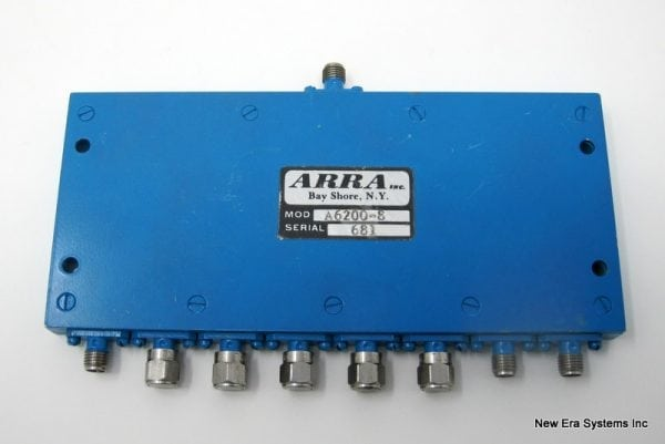 Arra A6200 Eight Port Splitter Combiner