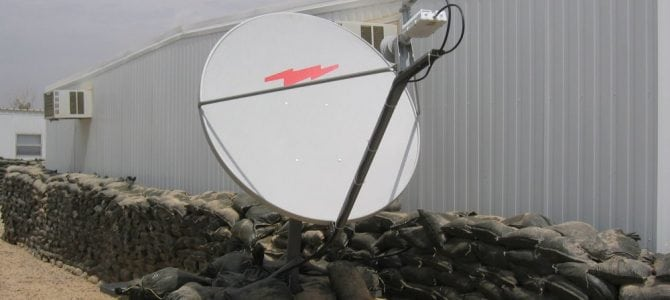 Turnkey VSAT Systems