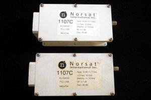 KU-Band LNB Norsat 1107C PLL
