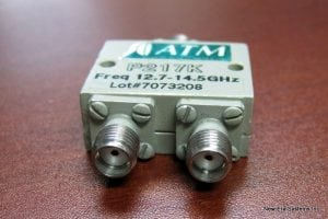 KU-Band ATM P217K 2 Port Splitter Combiner