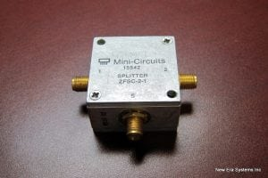 Coaxial Splitter Mini-Circuits ZFSC-2-1 SMA