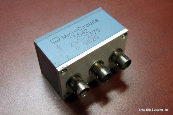 Mini-Circuits ZSC-2375 2 port splitter