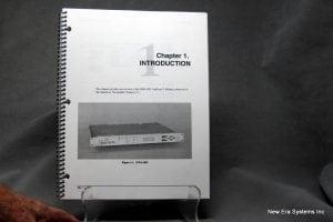 Midas SNM-1002 Modem Manual
